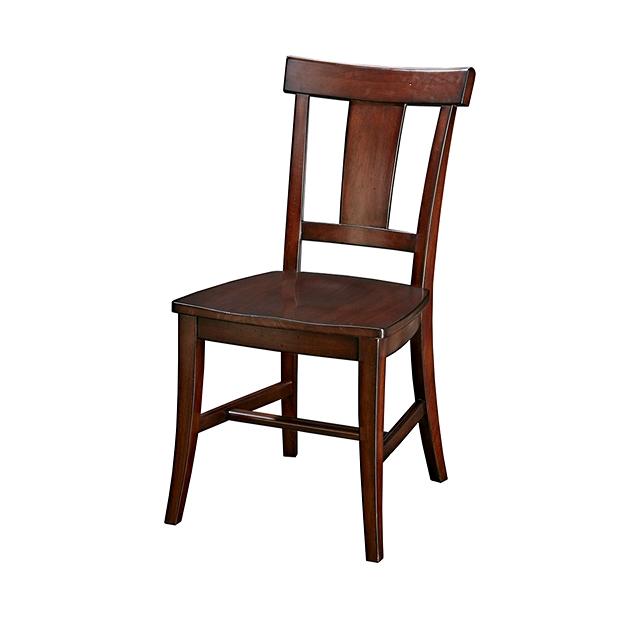 茶餐厅椅子_东南亚橡胶木茶餐厅餐椅-海德利茶餐厅家具