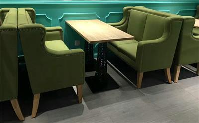 咖啡厅实木桌椅