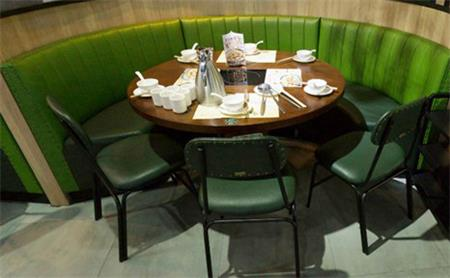 餐厅桌椅卡座沙发