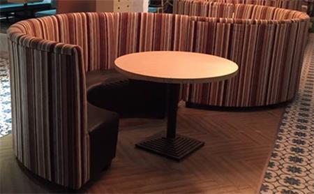 咖啡厅家具