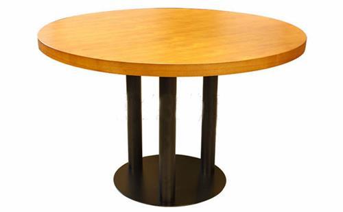 食堂8人位圆桌
