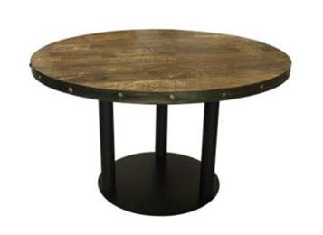 西餐厅圆桌