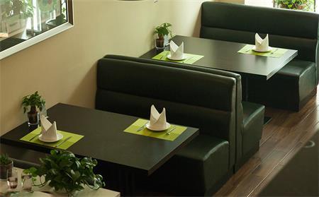 韩式西餐厅家具