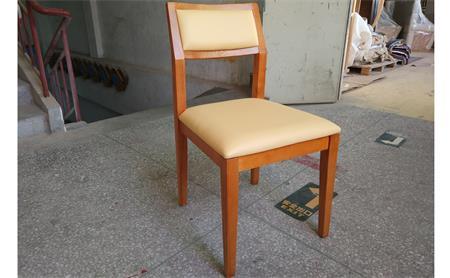 西餐厅实木椅子