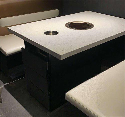 4人、6人、8人火锅餐桌尺寸规格,长条火锅桌子尺寸一般有多少?