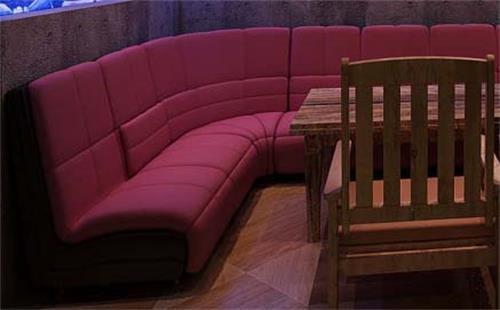 英式酒吧沙发