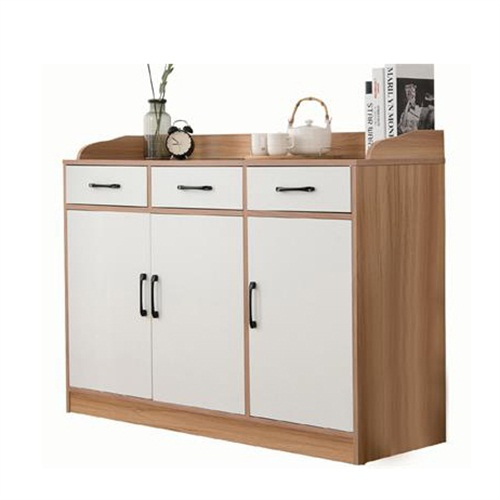 新中式简约实木备餐柜厂家定制