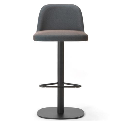 现代时尚不锈钢吧台高脚椅咖啡店家具