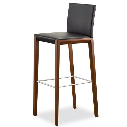 简约现代休闲咖啡厅吧椅_漫咖啡高脚吧椅