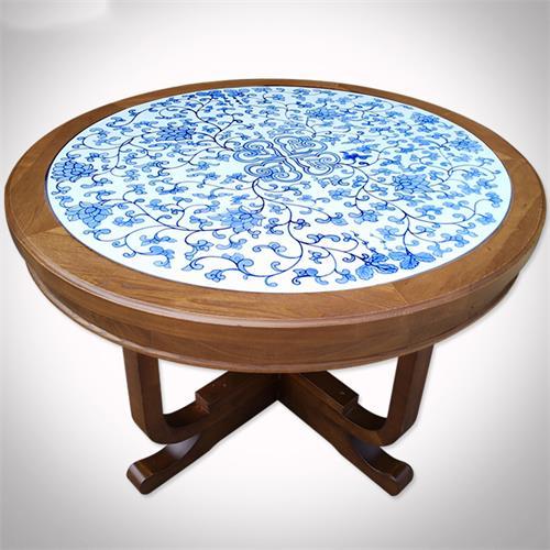 茶餐厅家具实木桌椅_茶餐厅大理石桌
