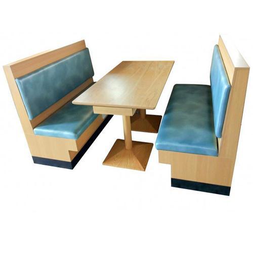港式简约实木茶餐桌椅定做