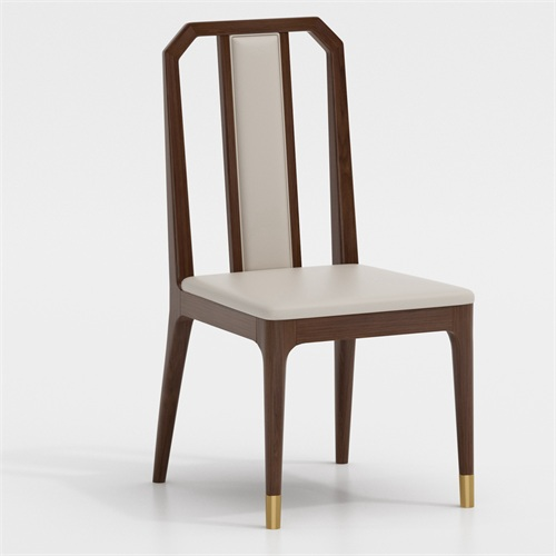 豪宅高档会所中式实木家具