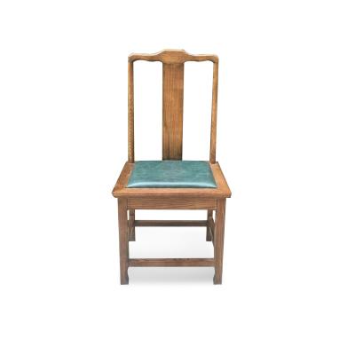 茶餐厅休闲会所茶楼餐厅实木椅子--厂家批发海德利家具