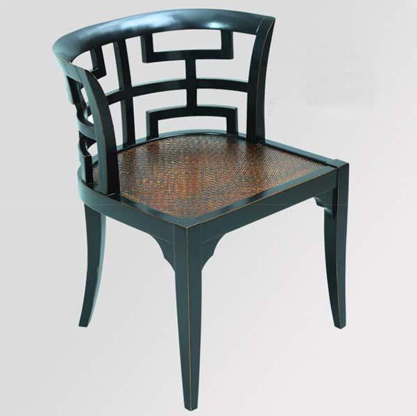 新中式茶楼实木餐椅_仿古茶餐厅椅子-厂家定做直销