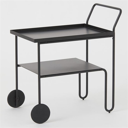 现代风格不锈钢创意简易菜架