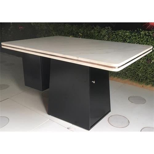 隐藏式电磁炉大理石火锅桌_商用暗装式电磁炉火锅桌