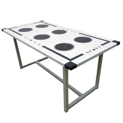 一人一锅电磁炉小火锅大理石火锅桌
