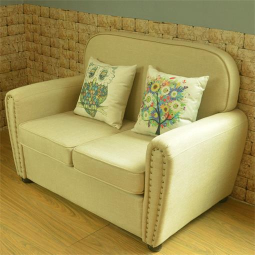 新款咖啡厅沙发_西餐厅沙发_实木桌椅组合_美式布艺休闲沙发厂家定制