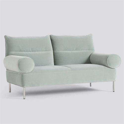 会所别墅小清新时尚皮革沙发家具