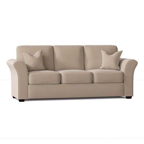 休闲会所大厅三人卡座沙发家具