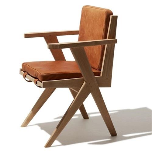 茶餐厅茶楼特色古典实木靠背软包椅子