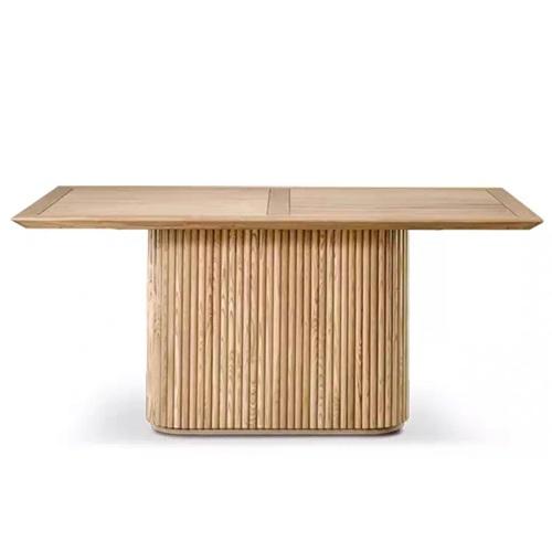 现代中式会所酒店简朴风格桌子家具