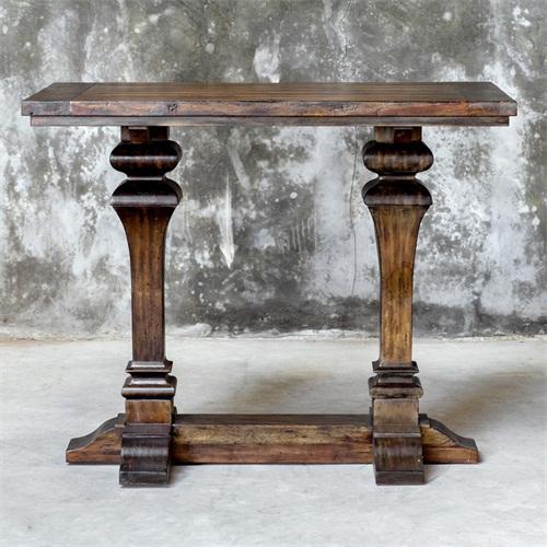 中式复古酒吧桌椅家具_优质实木酒吧吧台家具定制