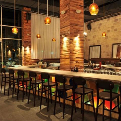 清吧酒吧高脚桌椅