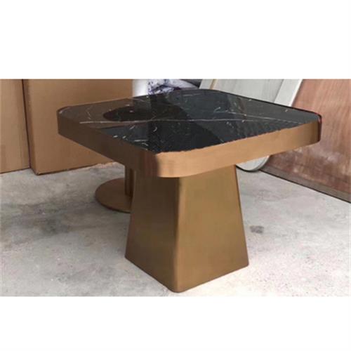 KTV酒吧茶几不锈钢创意桌子-酒吧吧台定制