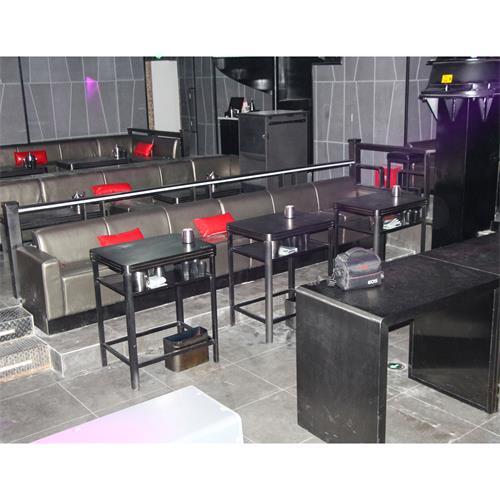 酒吧沙发桌椅_清吧桌椅软包