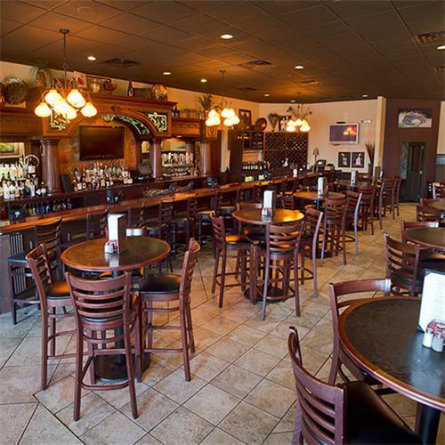 酒吧高脚桌椅_实木酒吧桌椅