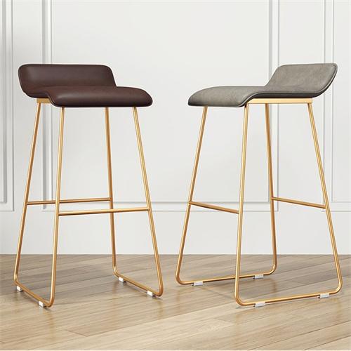 现代酒吧时尚椅_音乐酒吧不锈钢椅子