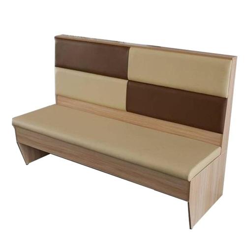 咖啡馆休闲实木pu皮卡座家具