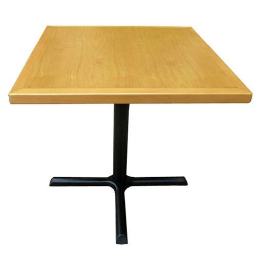咖啡店两人位小方桌休闲实木咖啡桌