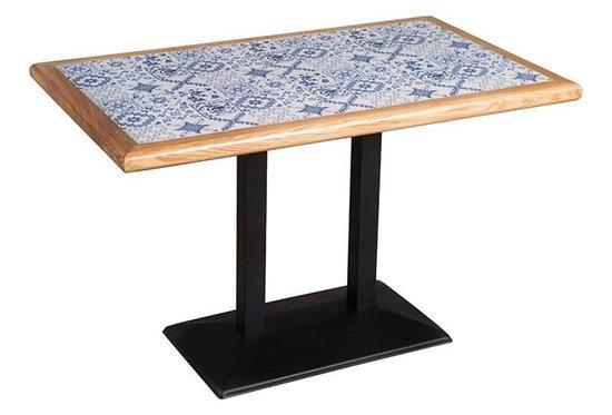 实木咖啡桌椅_乡村风咖啡桌椅_创意咖啡桌椅