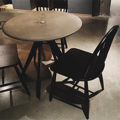 饮品店休闲桌椅_奶茶店用的桌椅