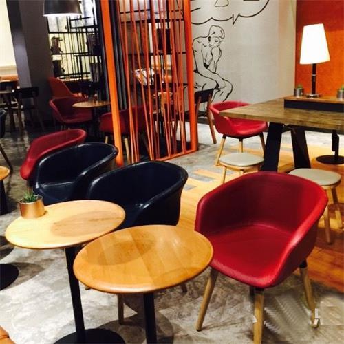 奶茶店快餐桌椅_奶茶桌椅厂家直销