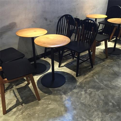 奶茶店简约桌椅_广州奶茶店桌椅批发