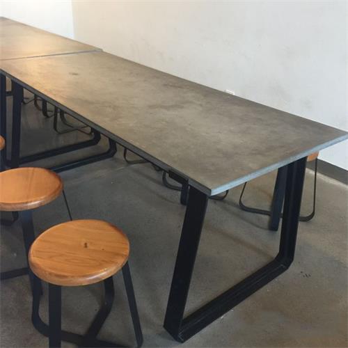 奶茶店饮品餐厅凳子和桌子