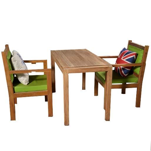 漫咖啡桌椅咖啡厅老榆木餐桌椅