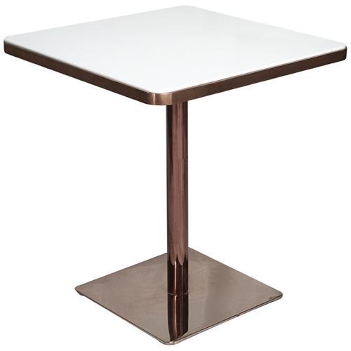 北欧铁艺大理石桌面时尚咖啡桌