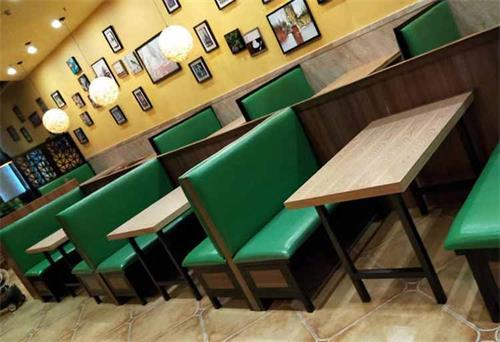 8人学生食堂桌椅_大学食堂专用yabo娱乐