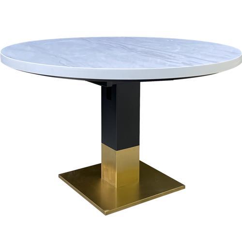 公司员工集体食堂餐桌_职工高档食堂桌椅