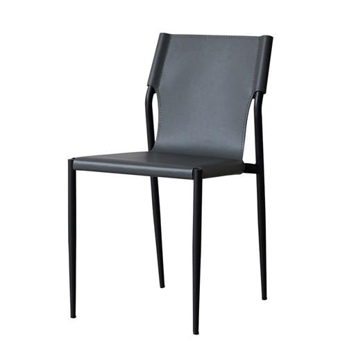 西餐厅现代时尚金属椅子
