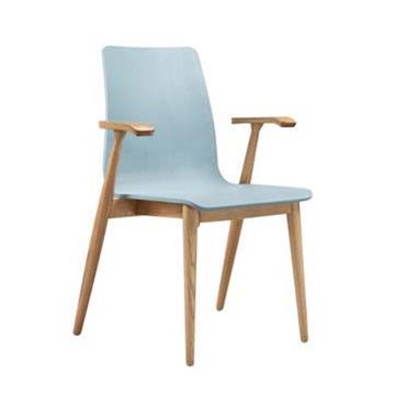 文艺清新现代简约西餐椅子