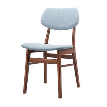 全实木餐椅靠背椅简约现代西餐椅子