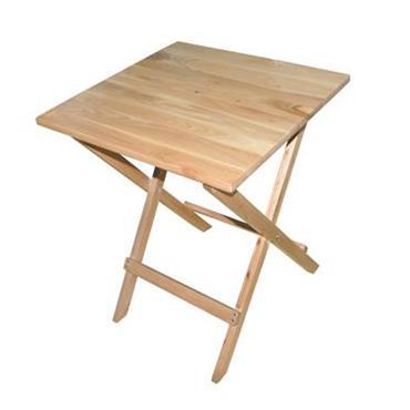 实木折叠桌子 简易餐桌便携柏木西餐桌