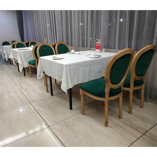 中餐厅酒楼饭店折叠桌宴会桌椅