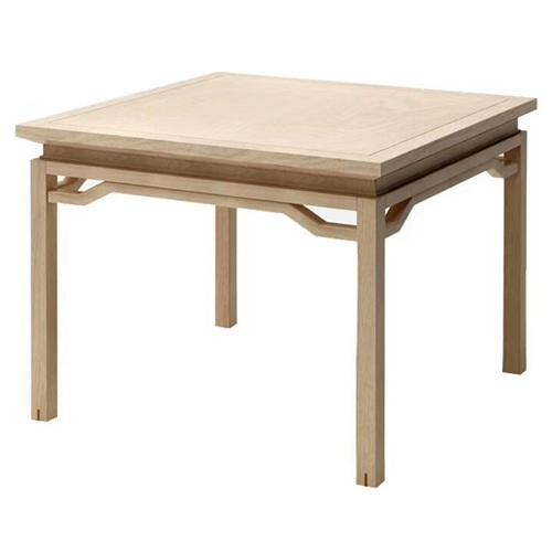 中式主题餐厅仿古实木八仙桌家具